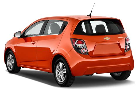 2014 Chevrolet Sonic Reviews And Rating