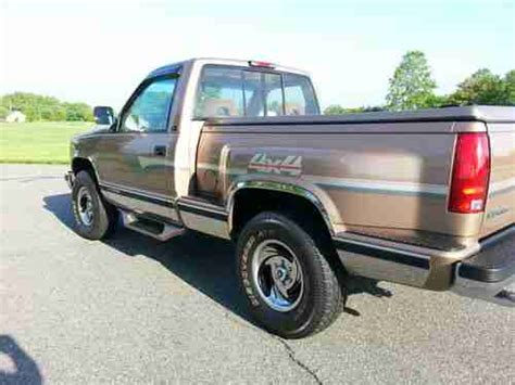 auto air conditioning service 1994 gmc 1500 parental controls purchase used 1994 gmc sierra 1500 sle pickup 4wd only 16k miles one owner super nice in