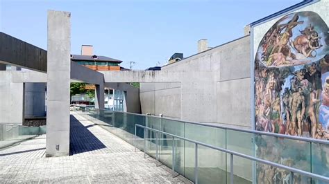 Tadao Ando  Garden Of The Fine Arts, Kyoto  Youtube