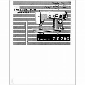 Instruction Manual  White 761   Sewing Parts Online