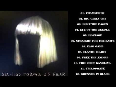 Chandelier Sia Album by Sia 2014 Album Chandelier