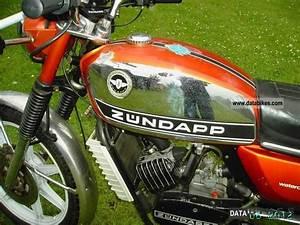 1974 Zundapp Zundapp Ks 50 530