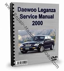 Daewoo Nubira Service Repair Manual