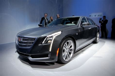 2016 Cadillac Ct6 Is Legit Luxury » Autoguidecom News