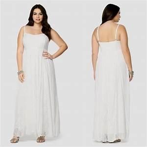 torrid white lace maxi dress dress ideas With torrid wedding dress