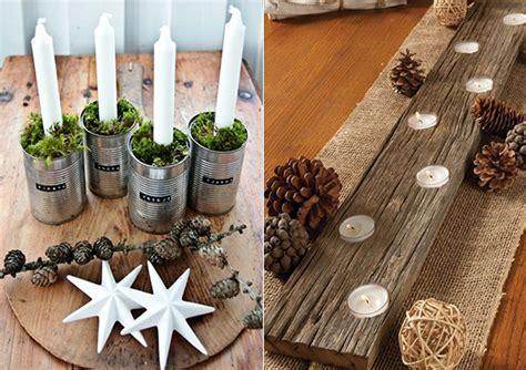 Modernes Haus Weihnachtlich Dekorieren by Kerzen Dekoideen Fuer Mehr Romantik In Den Kalten