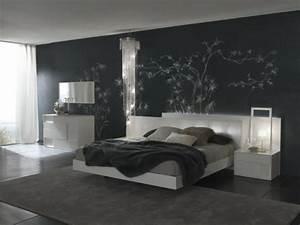 3d Wandpaneele Schlafzimmer : choisir la meilleure id e d co chambre adulte ~ Michelbontemps.com Haus und Dekorationen