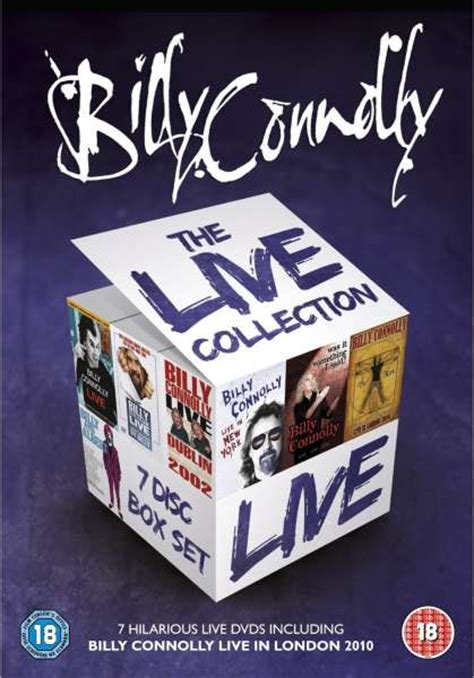 billy connolly   collection dvd zavvi