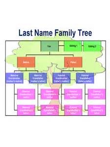 Excel Project Schedule Template Free Family Tree Template 8 Free Templates In Pdf Word Excel