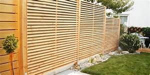 Gartengestaltung Sichtschutz Beispiele : zaun sichtschutz garten k nig ~ Lizthompson.info Haus und Dekorationen