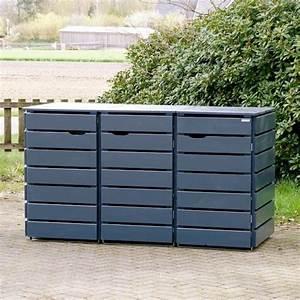 Schuppen Für Mülltonnen : 20 besten m lltonnenbox bilder auf pinterest ~ Sanjose-hotels-ca.com Haus und Dekorationen