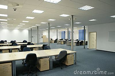 am駭agement bureaux open space office interior modern empty open space office stock images image 14369614
