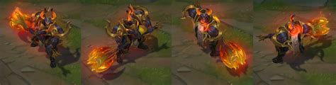 mordekaiser rework  splash art  skin models