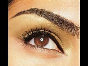 How To Get The Perfect Eyebrow - SIMPLE STEPS - YouTube