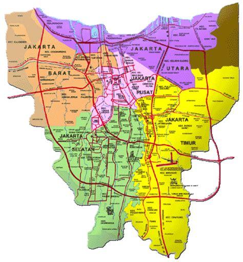 desnantana journey jakarta city maps