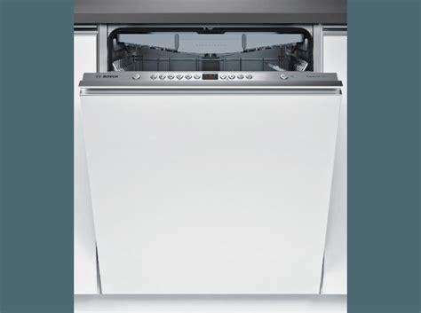 Bedienungsanleitung Bosch Smv68n20eu Geschirrspüler (a