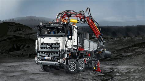 lego technic mercedes lego technic 42043 mercedes arocs 3245 kopen olgo nl