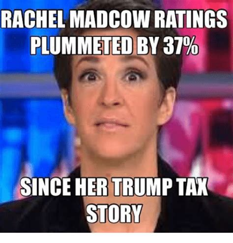 Rachel Memes - trump s tax sham and the massive lies his aides are telling about it discussionist