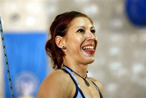 Janja Garnbret zlata na mladinskem svetovnem prvenstvu v Arcu