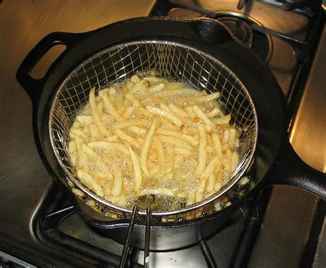 cuisine slovaque friteuse