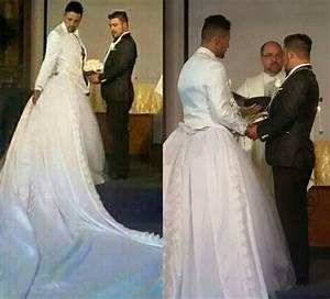 gay wedding dresses With gay wedding dress