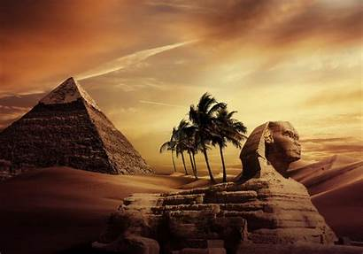 Years Sphinx Egypt Ancient Ago Inside Pharaonic