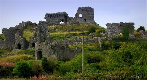 Magical Place Rocks by Picturing Ireland Magical Places The Rock Of Dunamase