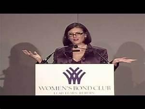 Women's Bond Club 2011 Merit Award Dinner Part 2 - YouTube