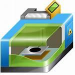 Printer 3d Icon Icons Printing Machine Press