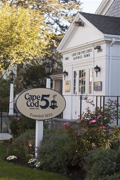 Cape Cod Five Purchasing Falmouth Branch Of Mutual Bank