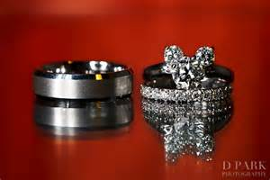 mickey mouse engagement rings mickey mouse couples rings images
