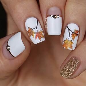 12 fantastic fall nail ideas to try sonailicious