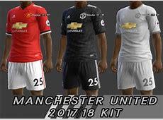 Man United 201718 Kits PES 2013