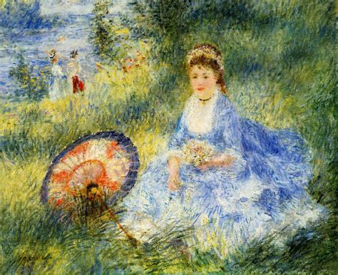 Where Is Ariadne Woman With Parasol