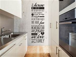 Deko Küche Wand : wandtattoo f r die k che ideen f r kreative k chen ~ Whattoseeinmadrid.com Haus und Dekorationen