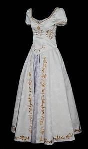 Adult rapunzel wedding costume custom made disney for Wedding dress costume for adults
