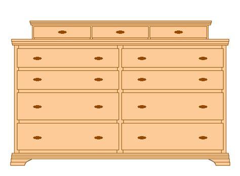 bedroom furniture  drawer dresser