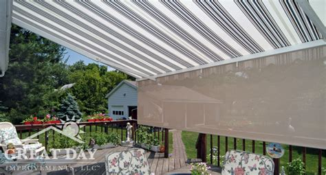 Retractable Awning Ideas, Pictures & Designs