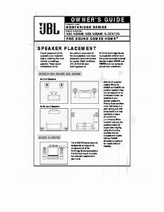 Jbl Nsp 1 Sat User Guide    Operation Manual  U2014 View Online