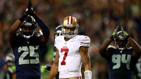 seahawks  ers  game preview budding rivalry