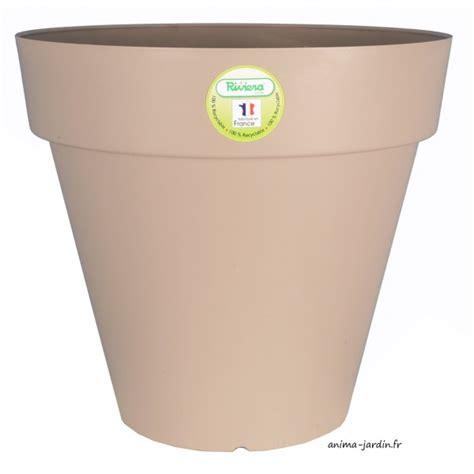 pot a fleurs pas cher pot 224 fleurs ext 233 rieur terrasse soleilla 70cm riviera