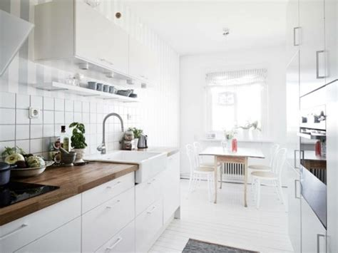 cocinas blancas modernas  fotos inspiradoras  ideas
