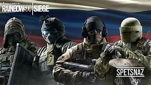 Tom, Clancy, U0026, 39, S, Rainbow, Six, Siege, Spetsnaz, Wallpapers