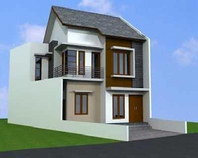 rumah minimalis modern  desain rumah minimalis  lantai