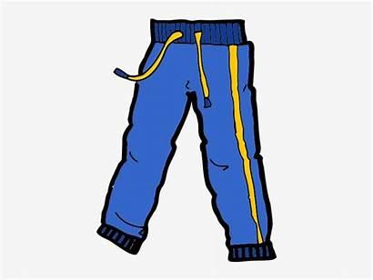 Pants Sweat Clipart Clip Cliparts Clipground Transparent