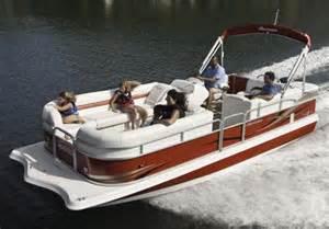24 FT Hurricane Deck Boat
