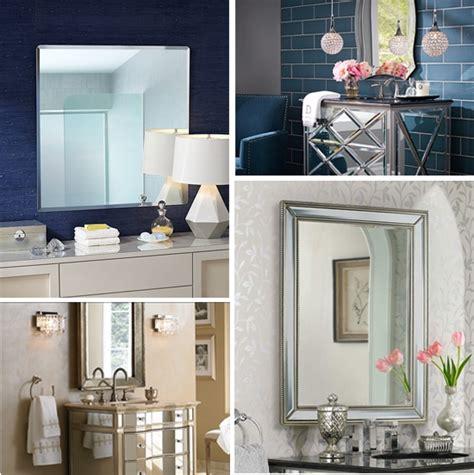 Bathroom Mirror Styles by 9 Style Ideas For Bathroom Mirrors Ideas Advice