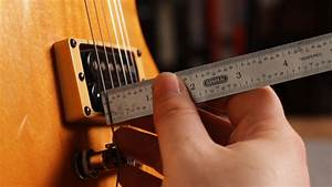How To Set Pickup Height On A Les Paul