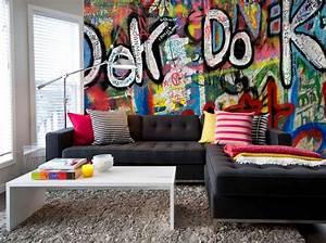 Papier Peint Ado : tapisserie ado fille top papiers peints pour la chambre ~ Dallasstarsshop.com Idées de Décoration