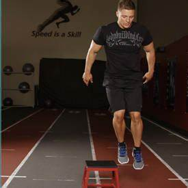 Lateral Box Jump   Exercise Videos & Guides   Bodybuilding.com